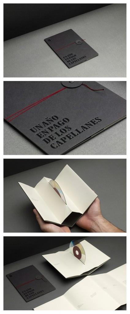 Presentación para CD corporativo